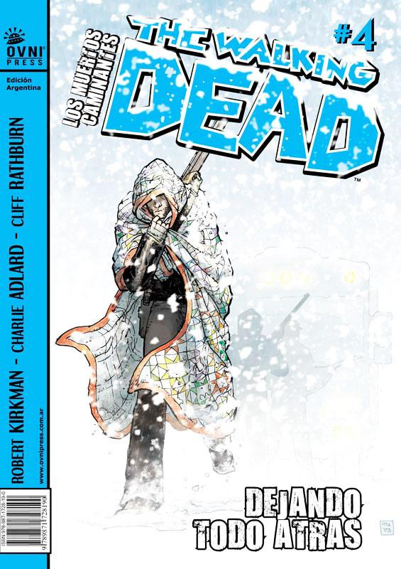 Reprints Walking Dead # 7-8