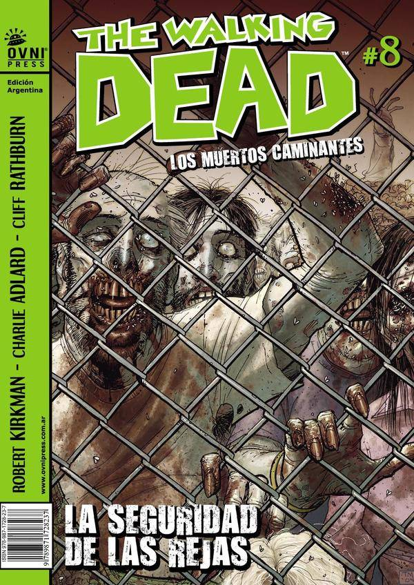 Reprints Walking Dead # 15-16