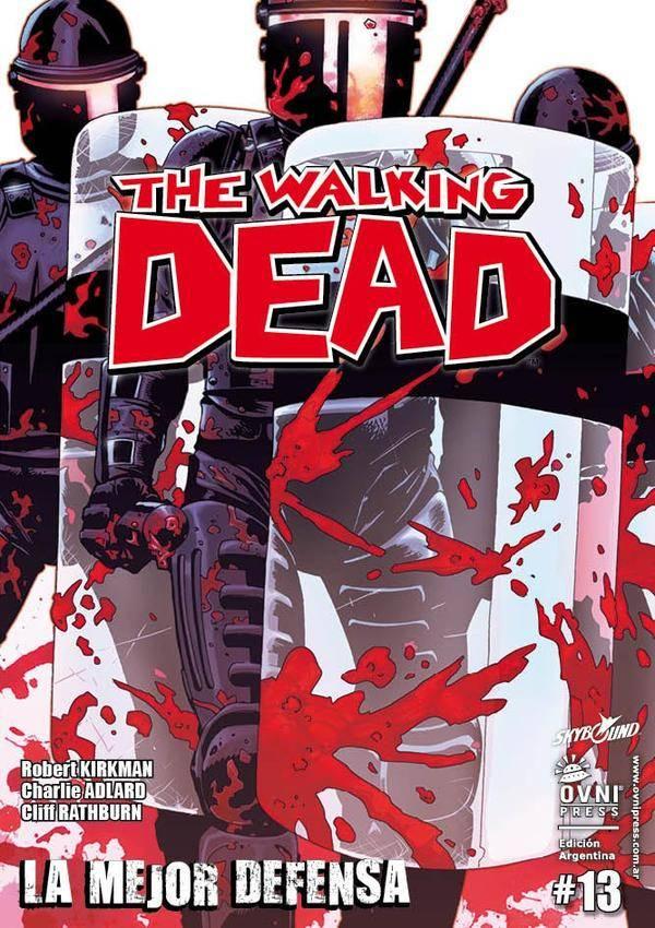 Reprints Walking Dead # 25-26