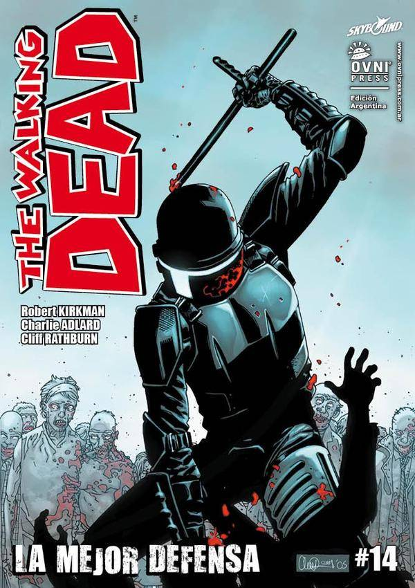 Reprints Walking Dead # 27-28
