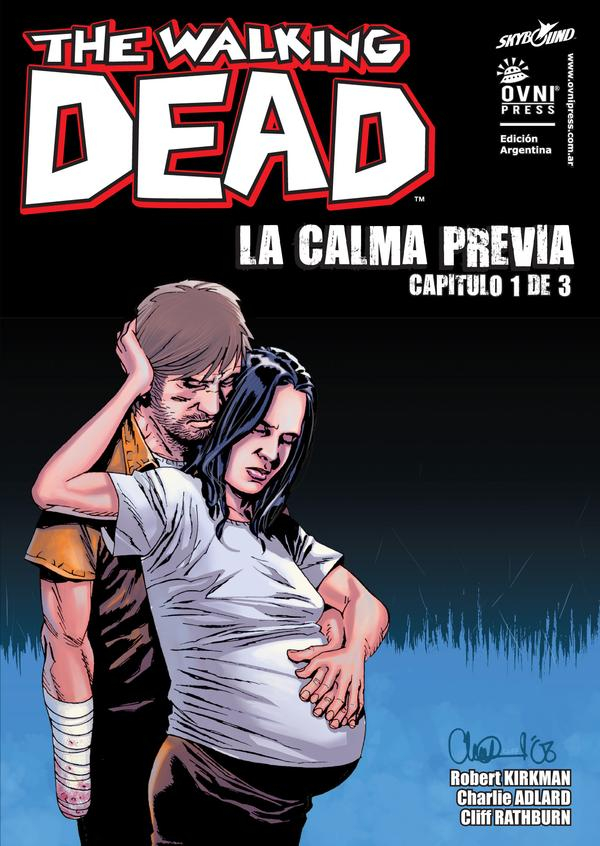 Reprints Walking Dead # 37-38