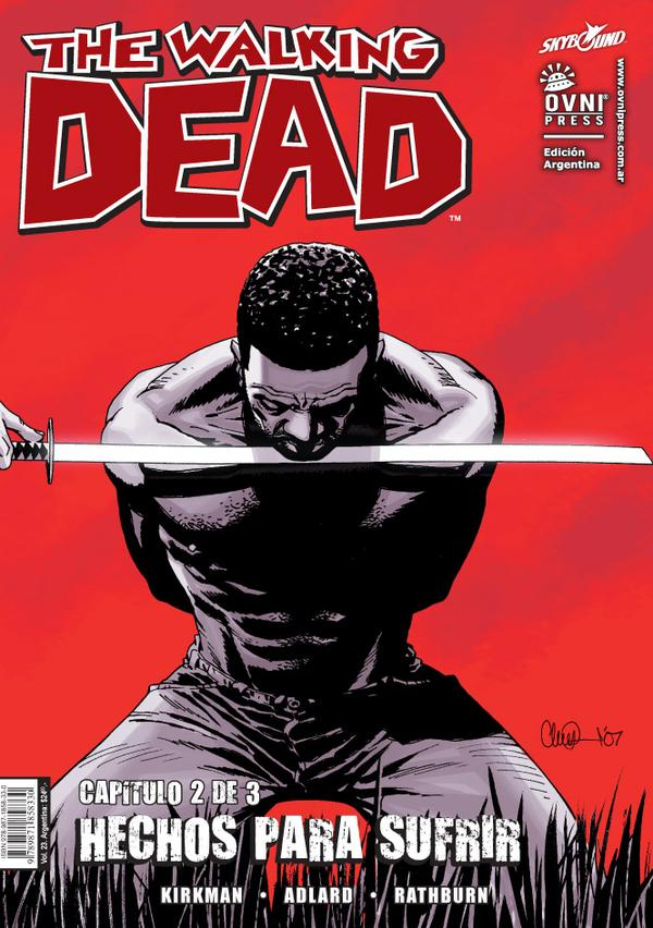 Reprints Walking Dead # 45-46