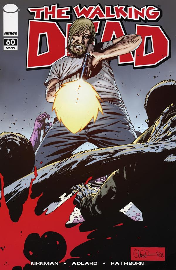 The Walking Dead # 60