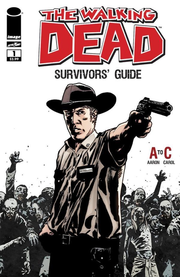 The Walking Dead Survivors guide # 1