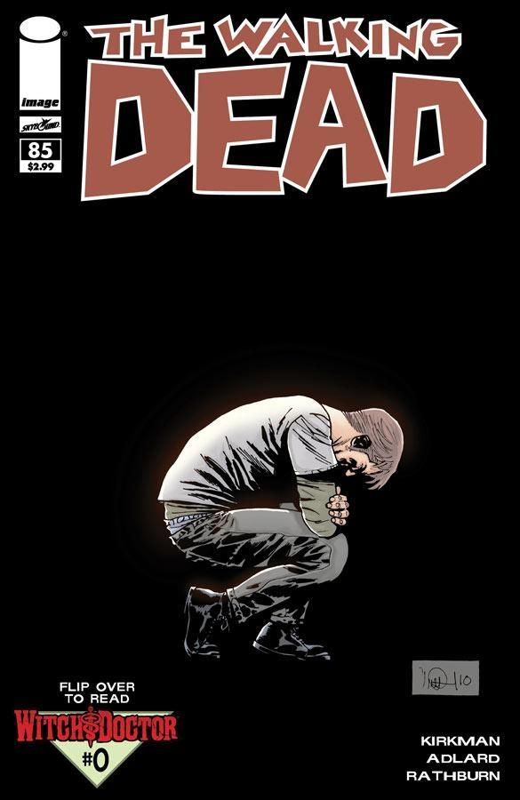 The Walking Dead # 85