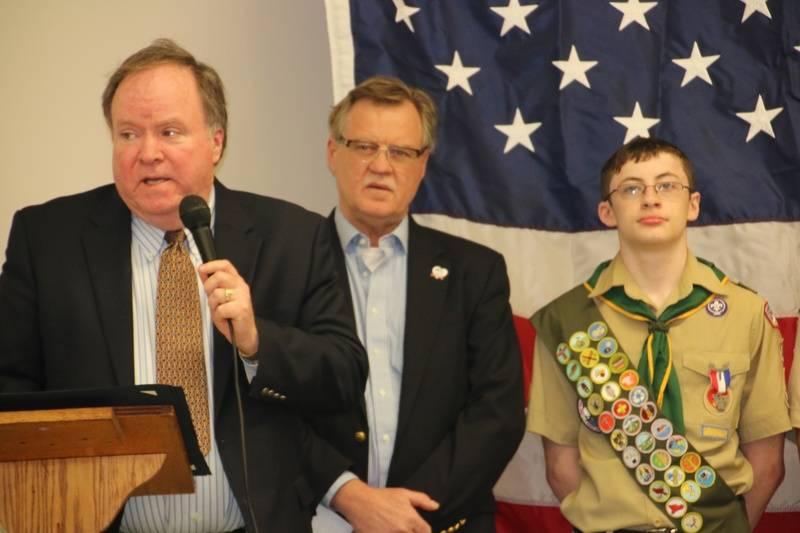 State Legislators Presentation