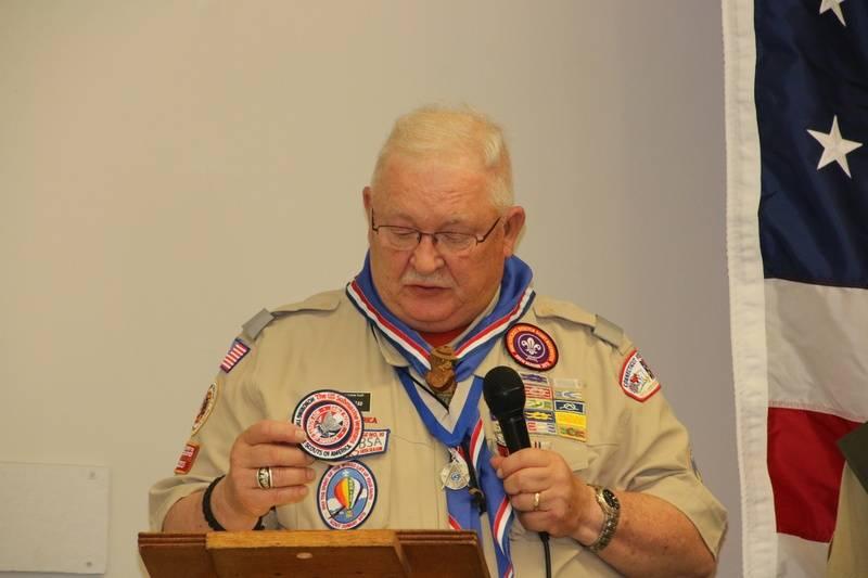 Mohegan District Eagle Advisor presentation