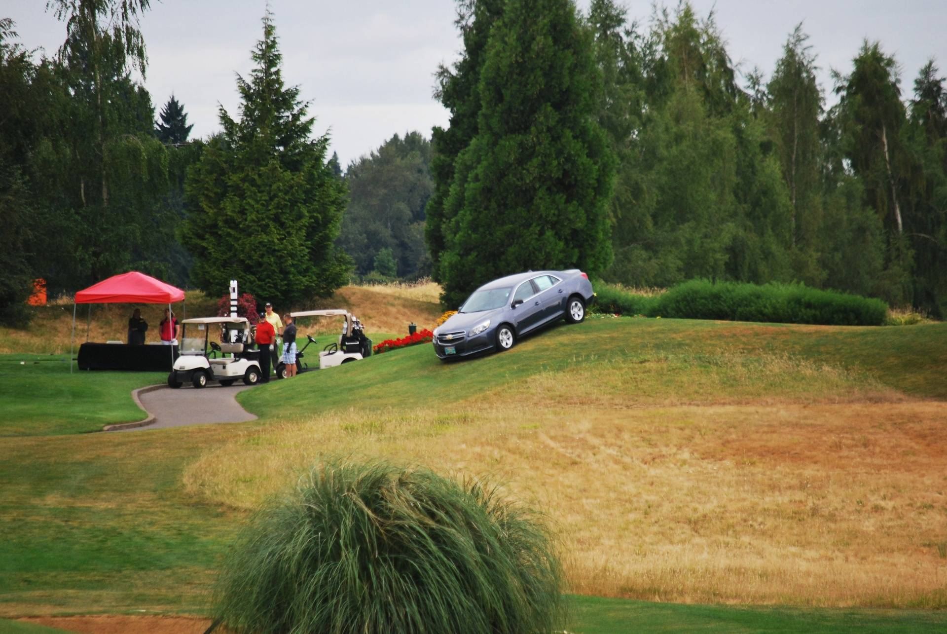 Hole in One Contest Sponsored by North Coast