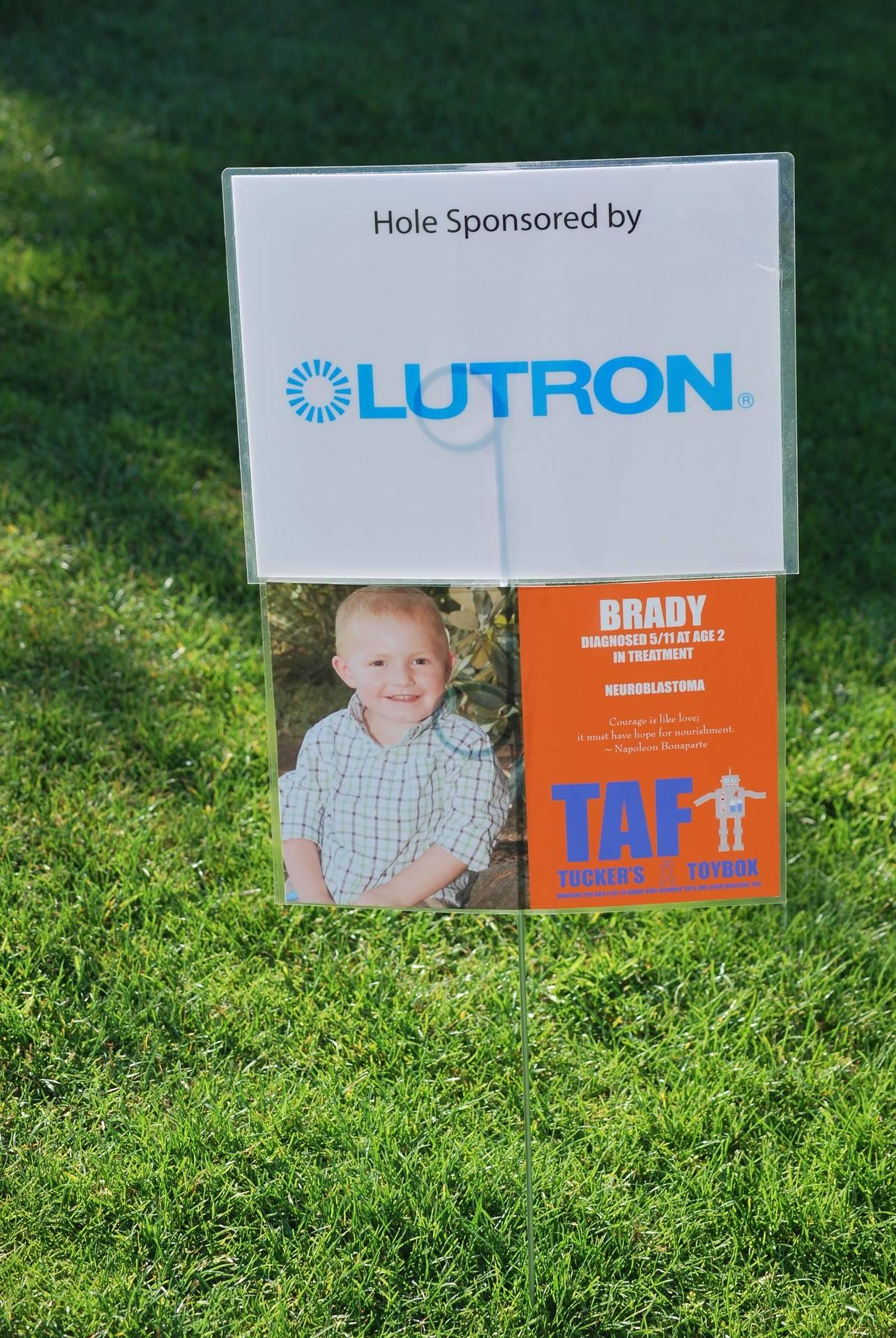 Hole Sponsored by Lutron