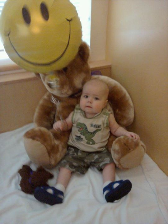 Ryan's new bear
