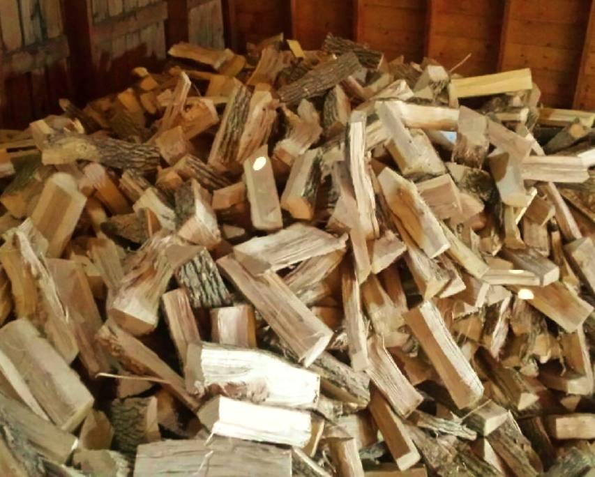 Split Seasoned Firewood - Washington County - Delivery Available!