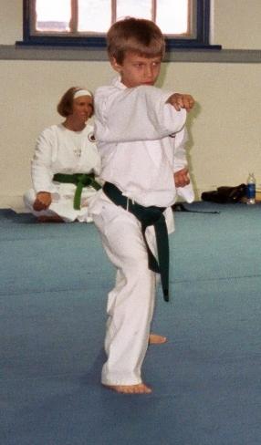 Belt Test in 2003