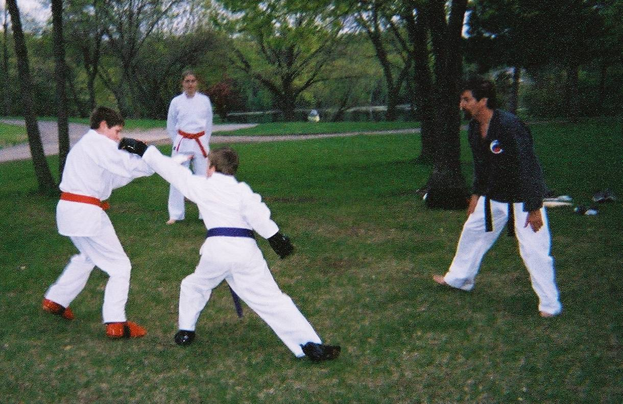 CMA Sparring in the Park 2003