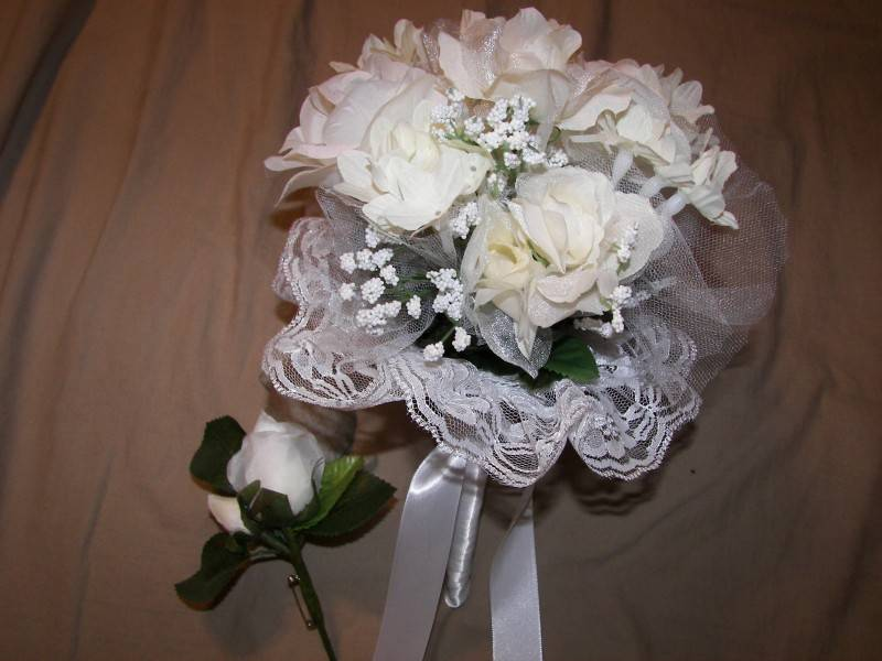 Bridal Bouquet - (rental)
