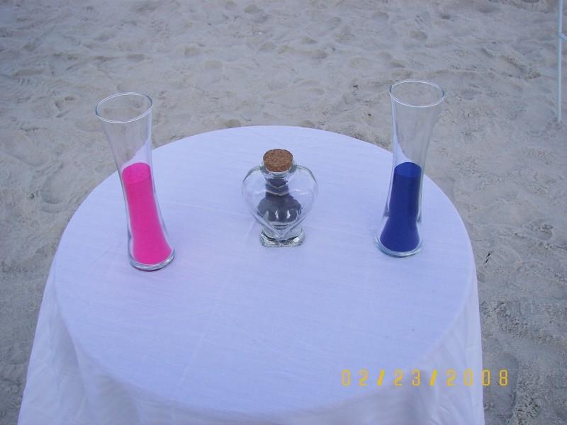 Sand Ceremony - fee