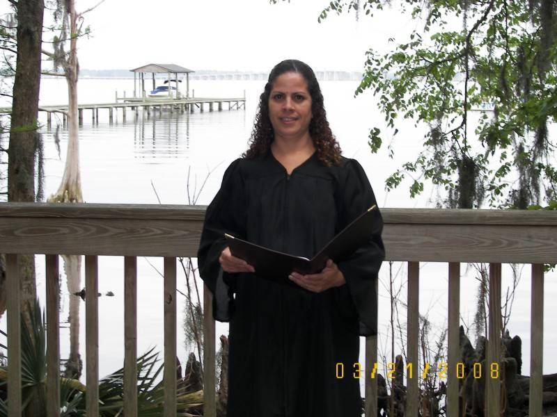 Your Officiant