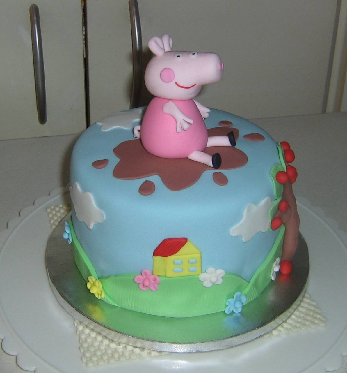 Happy Peppa Pig