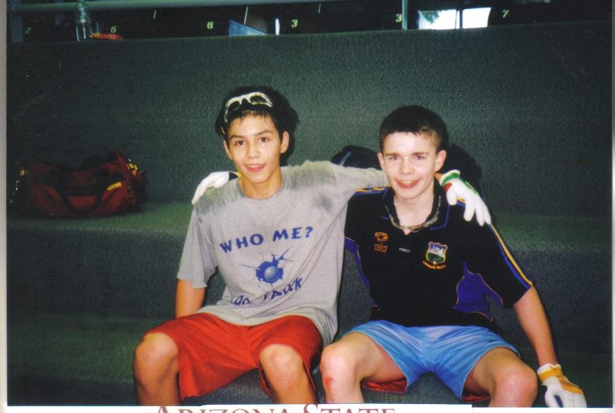 2005 Two World Junior Champions