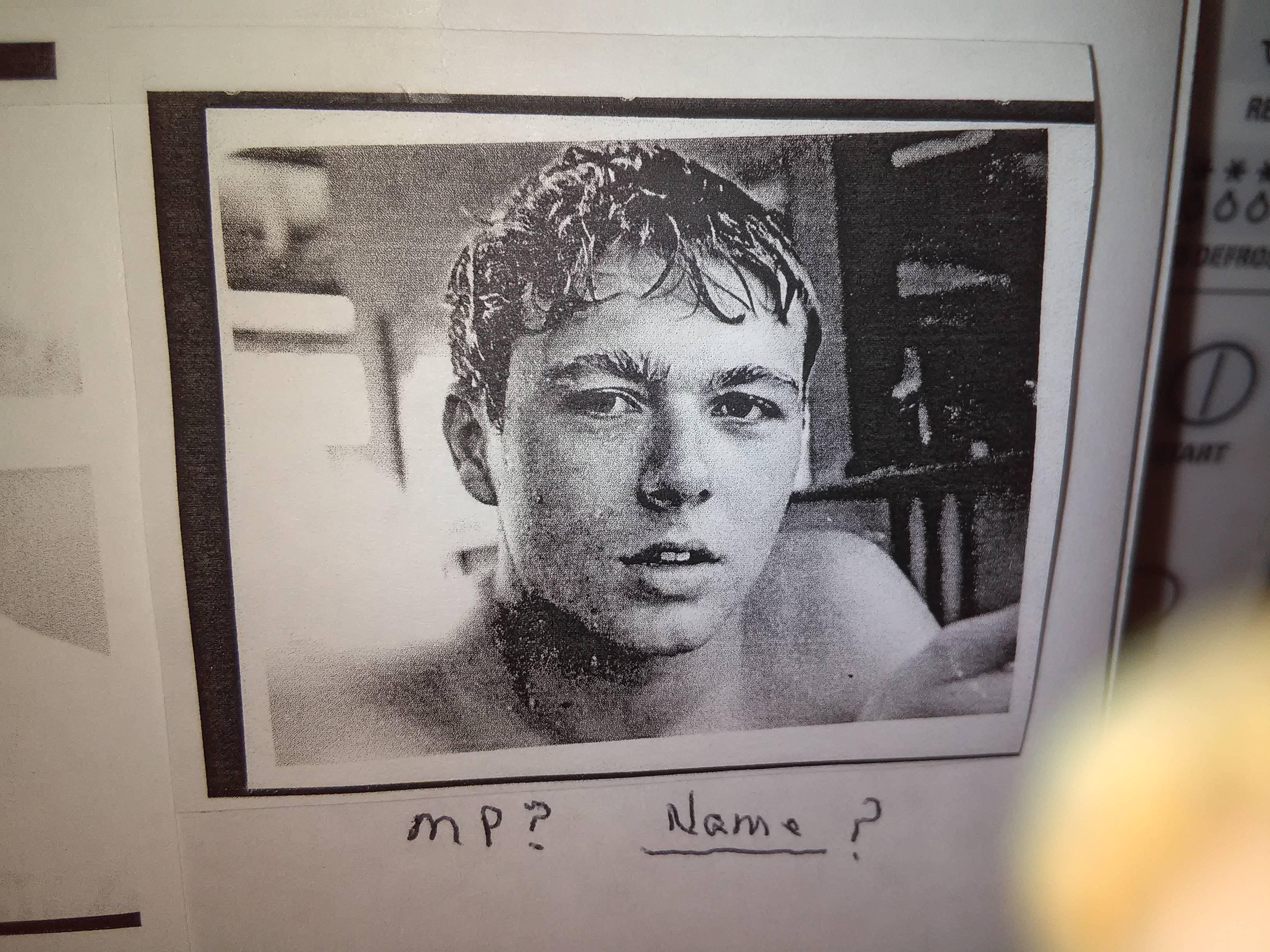 MP? Name?