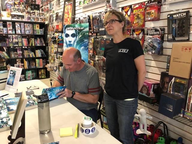 The Friendly Neighborhood Comic Shop