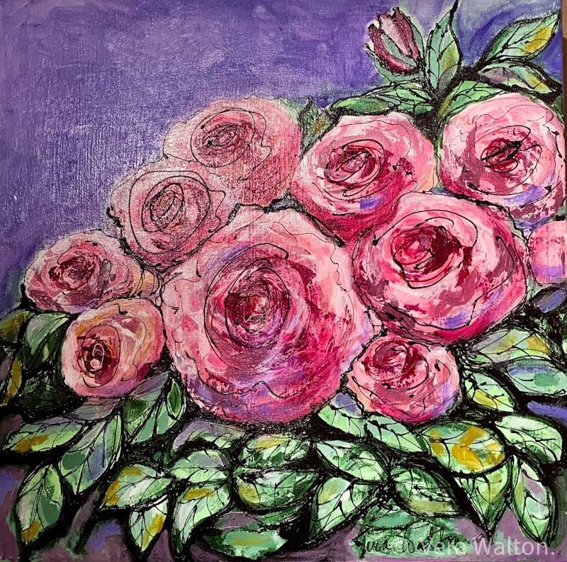 Cheerfull Roses