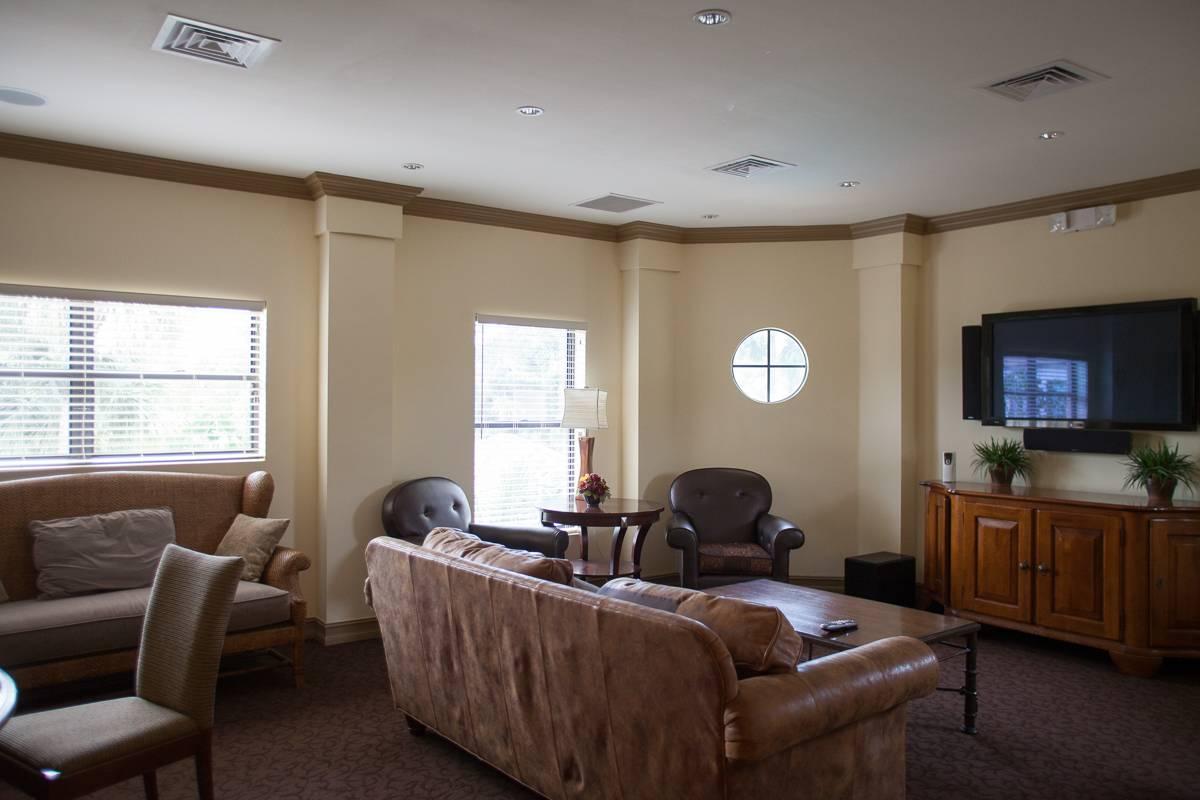 Club House TV Room