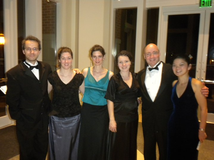 Brahms Sextets with Wonderful Colleagues