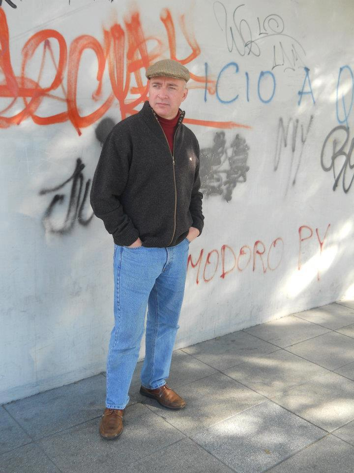 On the Street in Buenos Aires