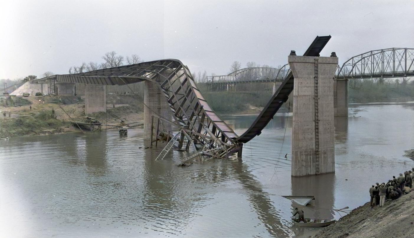 1956 Brazos Bridge Collapse