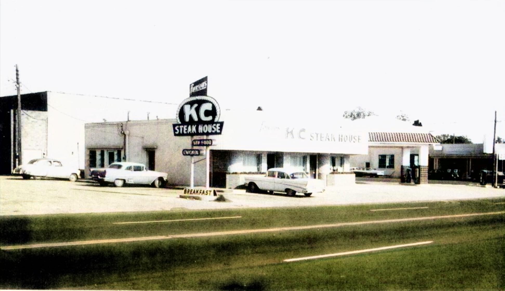 K.C. Steakhouse in Hempstead