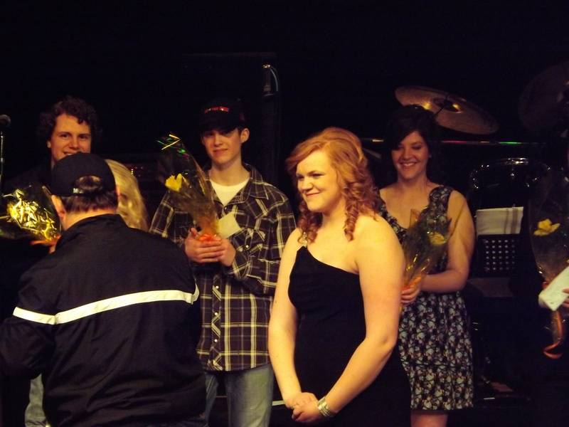 Emily - our 2012 Washington State Nashville Country Star Champion