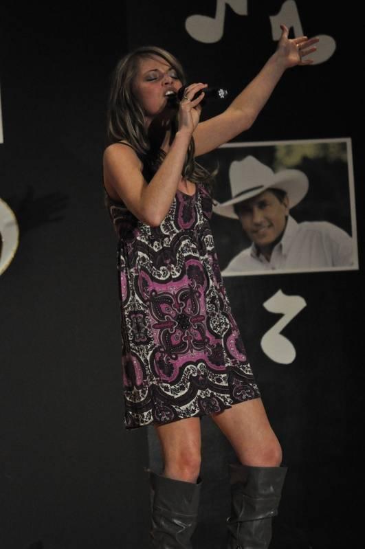 Danielle Reynolds - Curlew - 12th grade