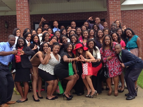 Alabama State University - Greek