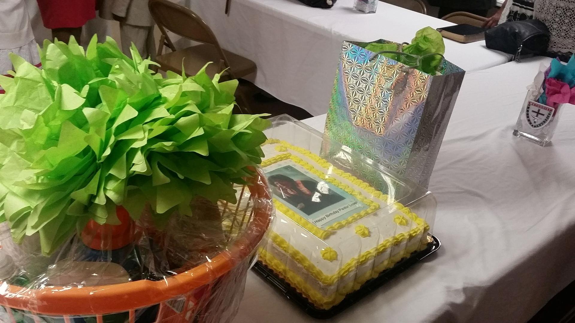 Surprise Birthday Celebrations