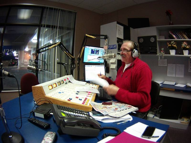 Phil Paleologos at WBSM Jan 2, 2014