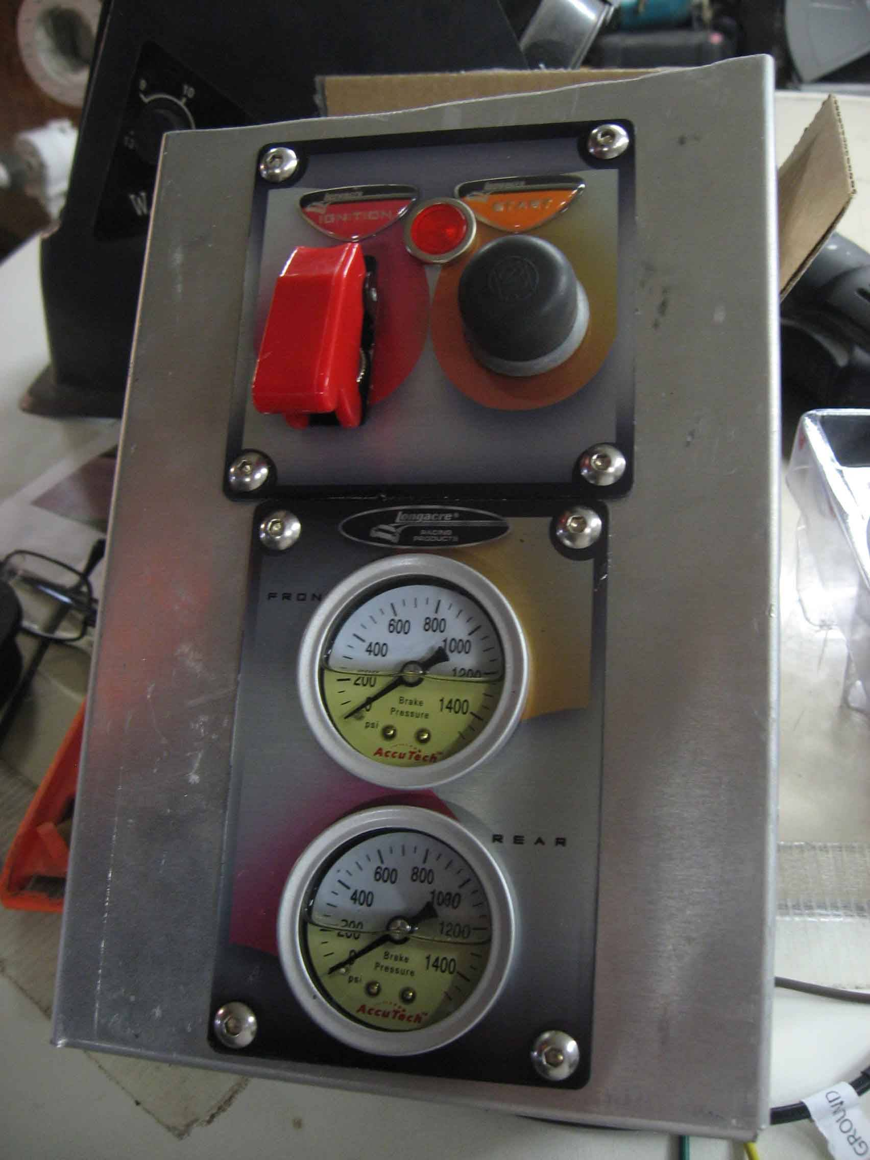 Break Bias and Ignition Panel