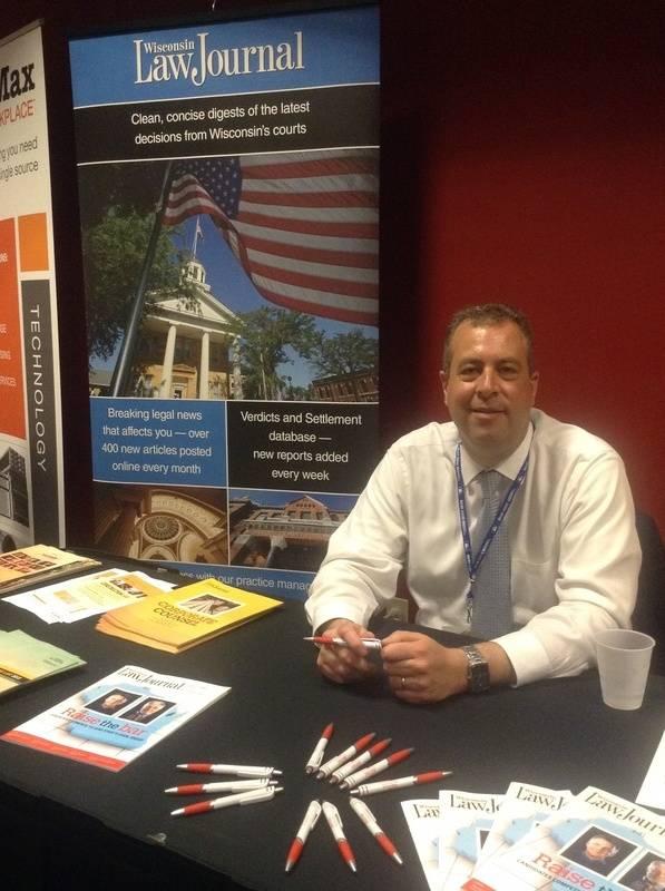 Exhibitor - Wisconsin Law Journal