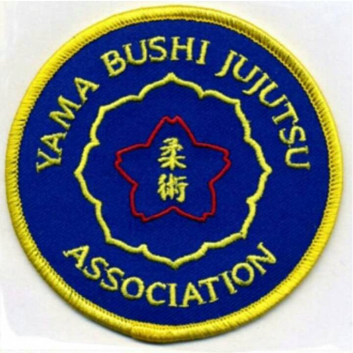 Official Yamabushi Jujutsu Association Patch