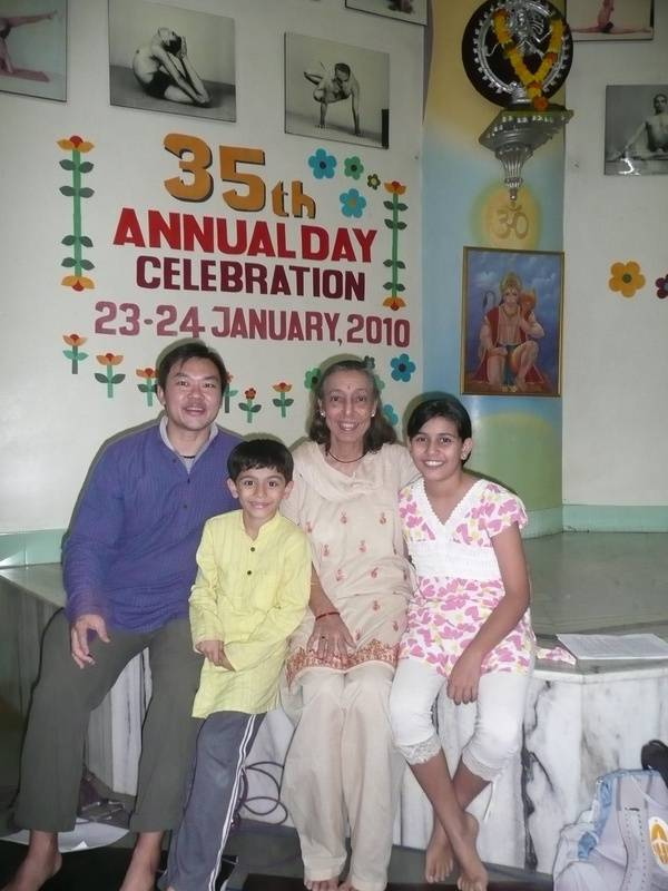 January 2010 - Annual Day