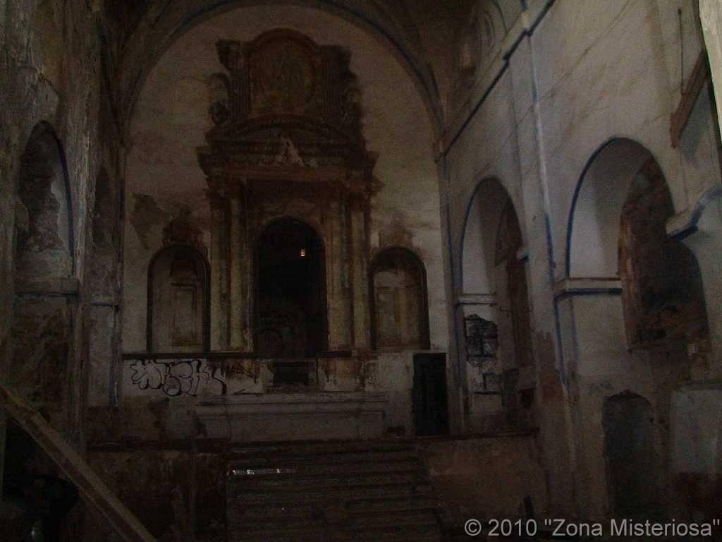 Interior desolador
