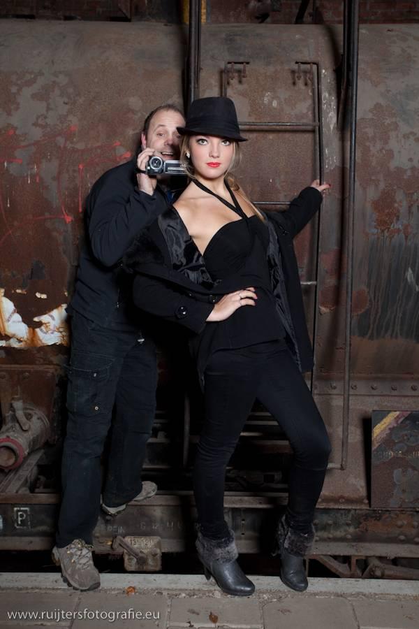 Yvette en  Rene Leenders