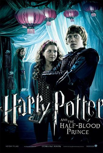 Harry Potter and Half blood Prince