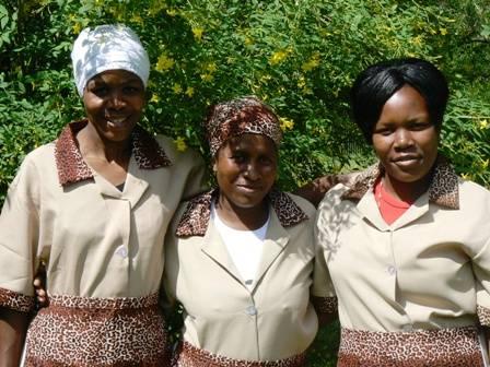 Minah, Letta and Connie