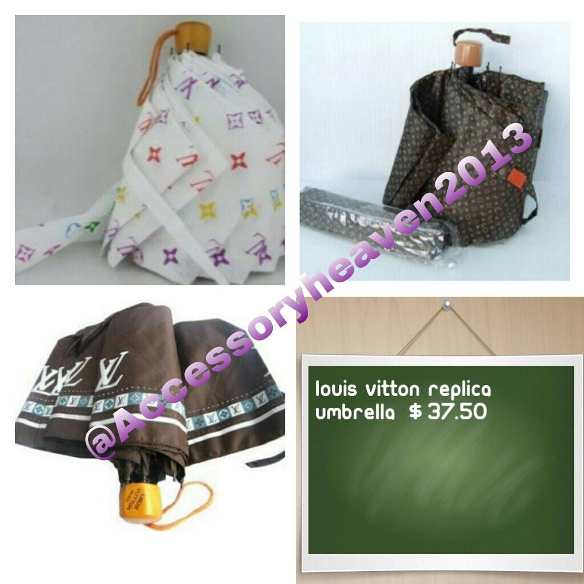 Louis Vitton Mini Umbrella