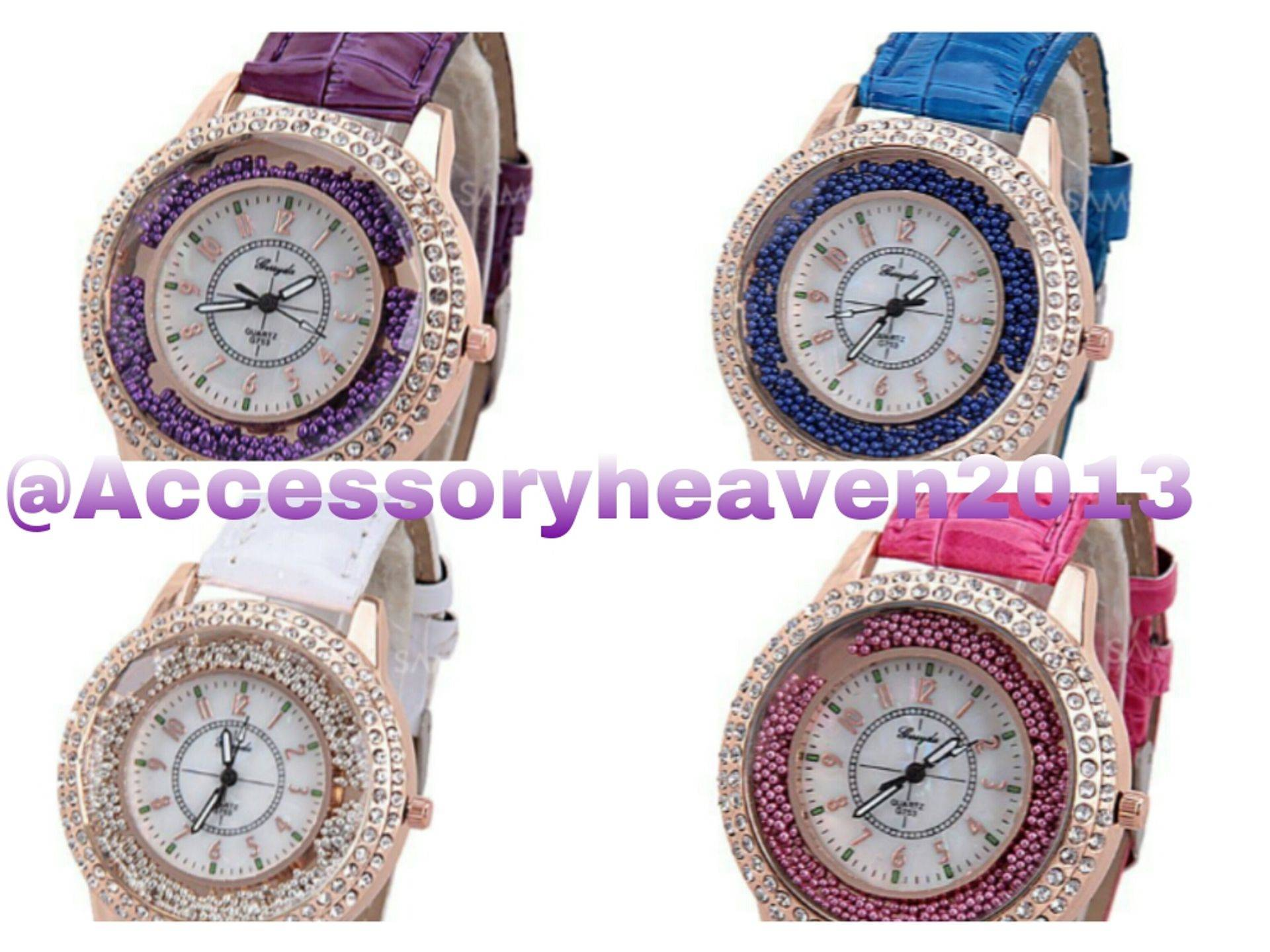 No name colorful watches