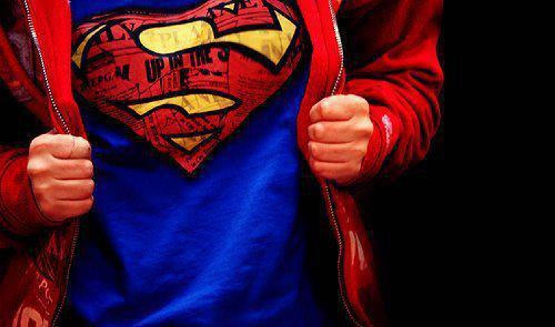 471 Супермен HD Обои Фоны - Wallpaper Abyss
