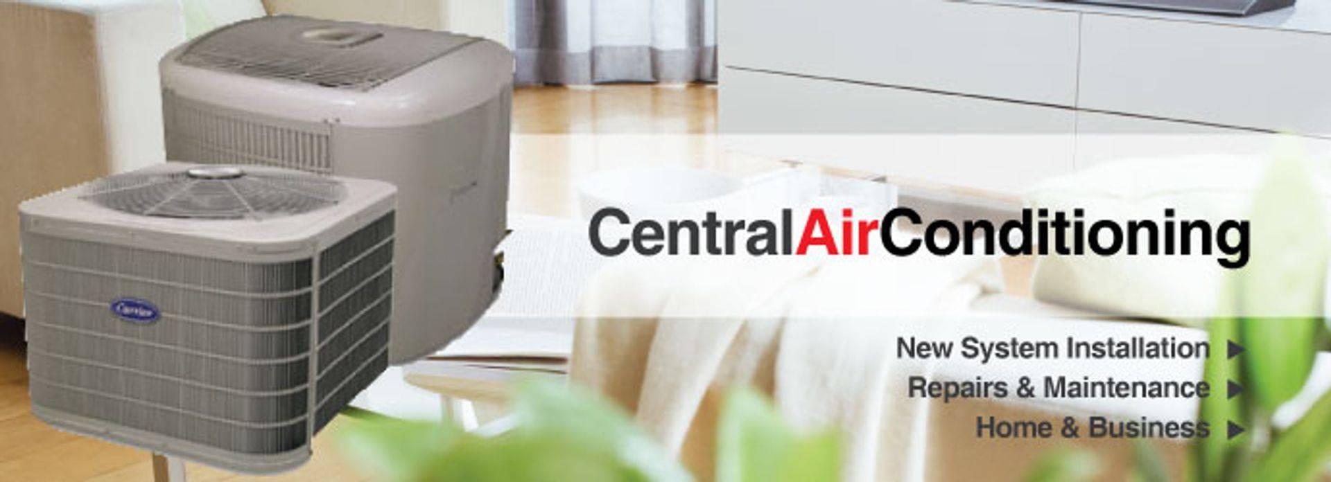 Central Air Heat Pump
