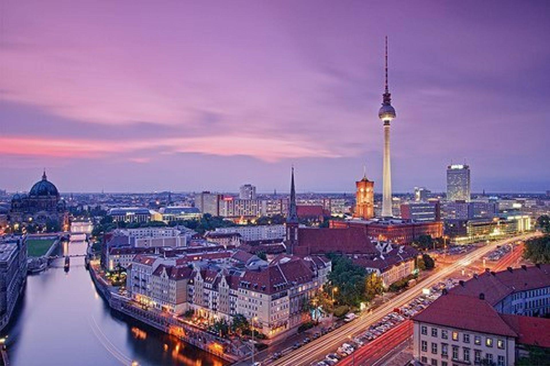 Berlim por guia brasileira em Berlim