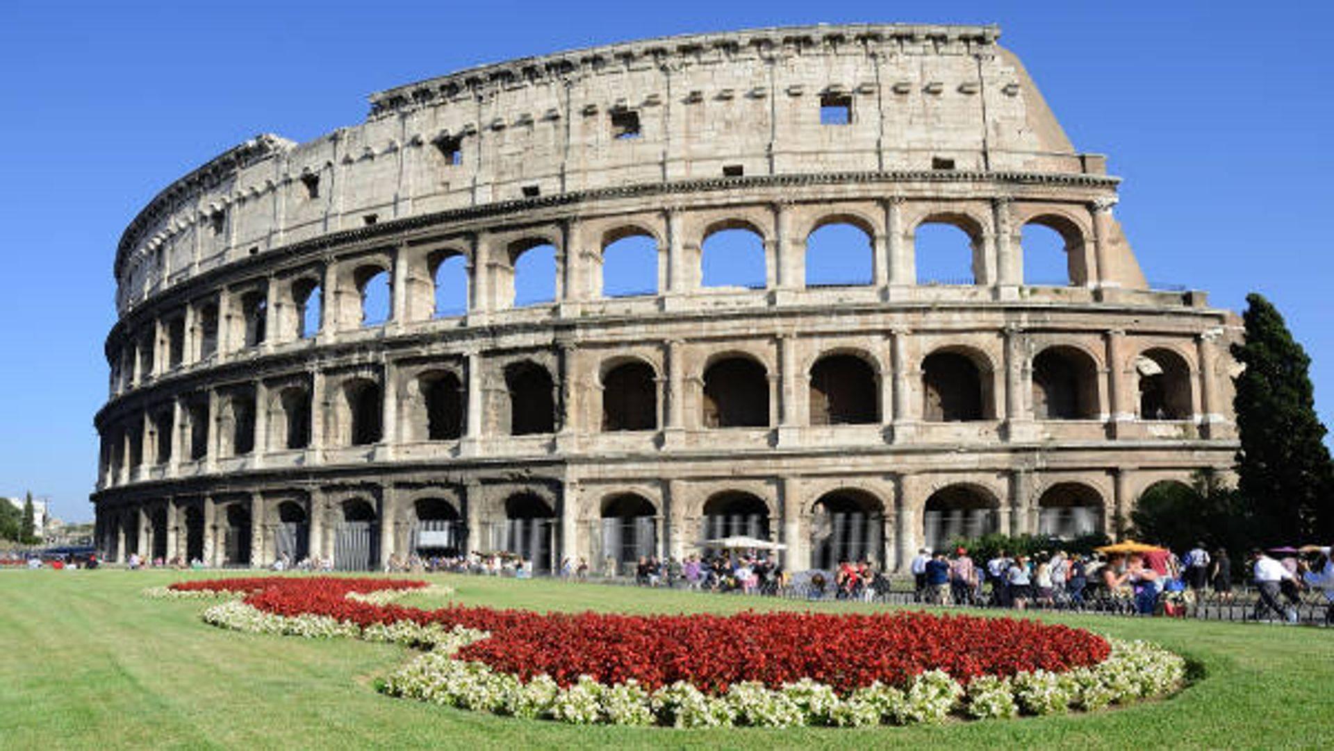 Roma por guia brasileira em Roma