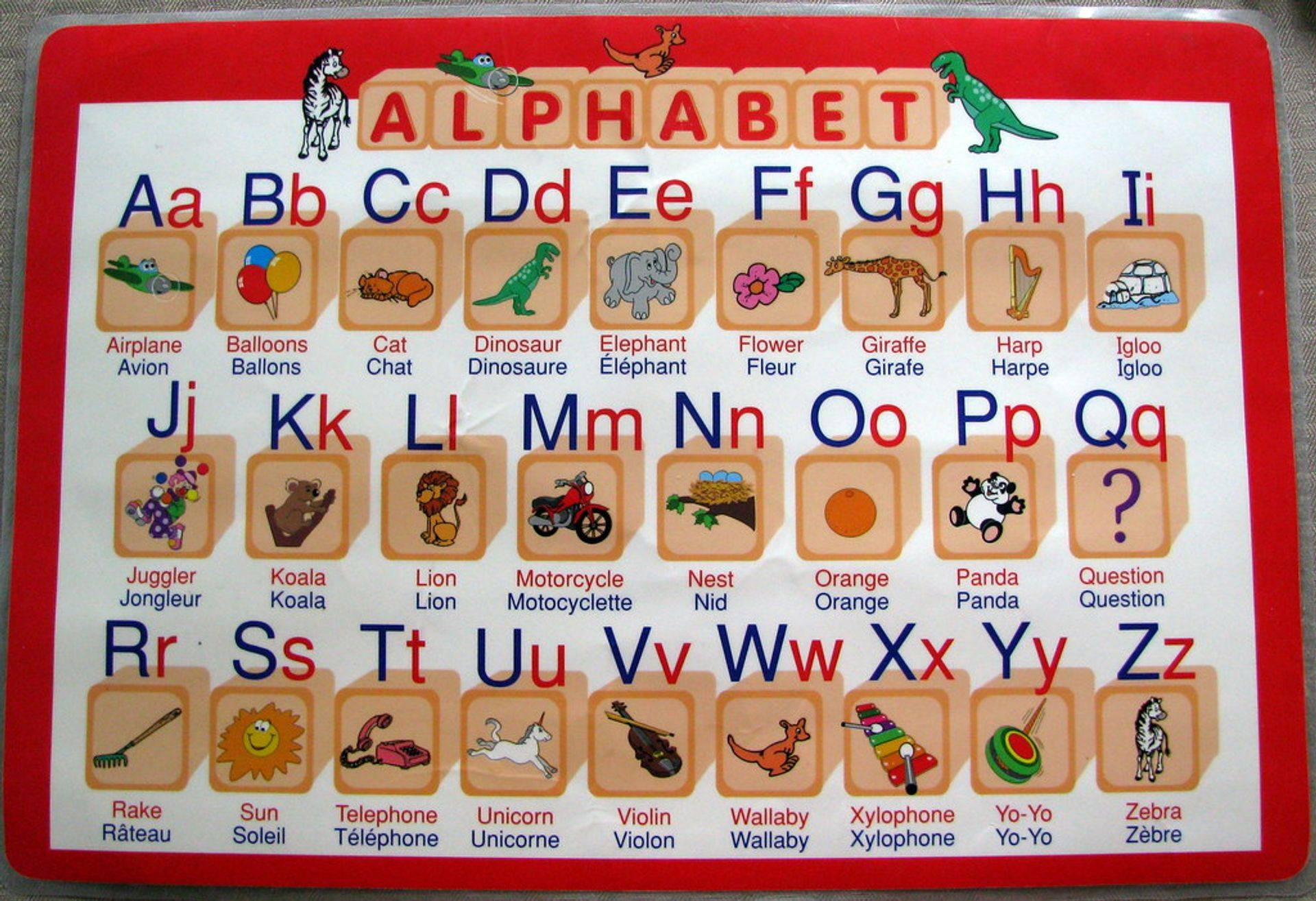 Phonics fun - a must for reading